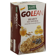 Kashi GoLean Honey & Cinnamon Hearty Instant Hot Cereal with Clusters, 8 count, (Pack of 6)