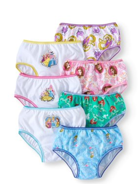f002cb45720 Little Girls Underwear   Undershirts - Walmart.com