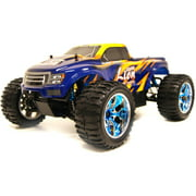 1/10th Scale RCC1001PROBLUE Electric Powered Off Road Monster Truck