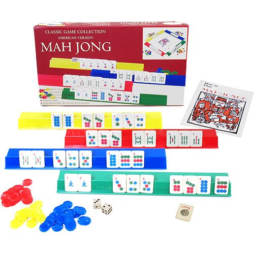 Classic Games Collection Travel Mah Jong