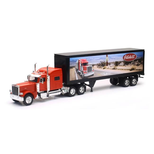 New-Ray SS-13453 Peterbilt 389 Route 66 Truck