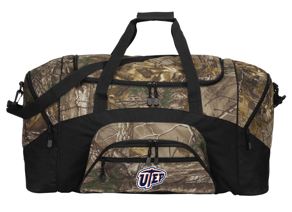 SMALL UTEP Gym Bag Small UTEP Duffel GRADUATION GIFT
