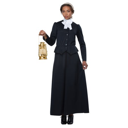 Womens Susan B. Anthony / Harriet Tubman Costume - Grinch Costume For Women