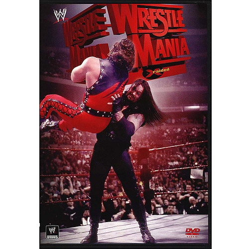 WWE: WrestleMania XIV - X Raided (Full Frame)