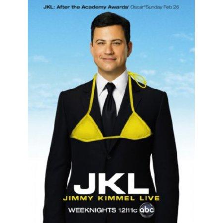 Jimmy Kimmel Live Mini poster 11inx17in (28cm x43cm) - Jimmy Kimmel Live Halloween Prank