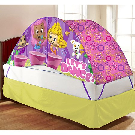 Bubble Guppies Bed Tent