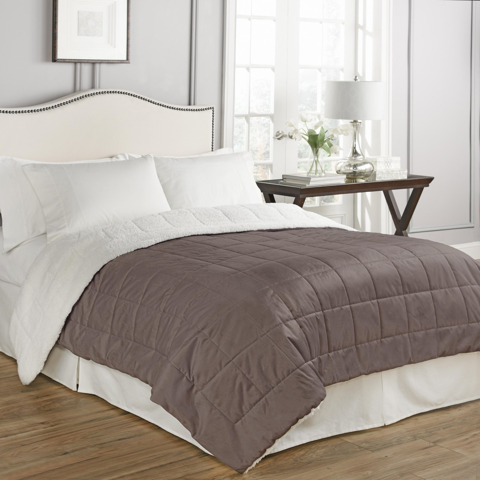 Beautyrest Eiffel Quilted Warming Technology Blanket