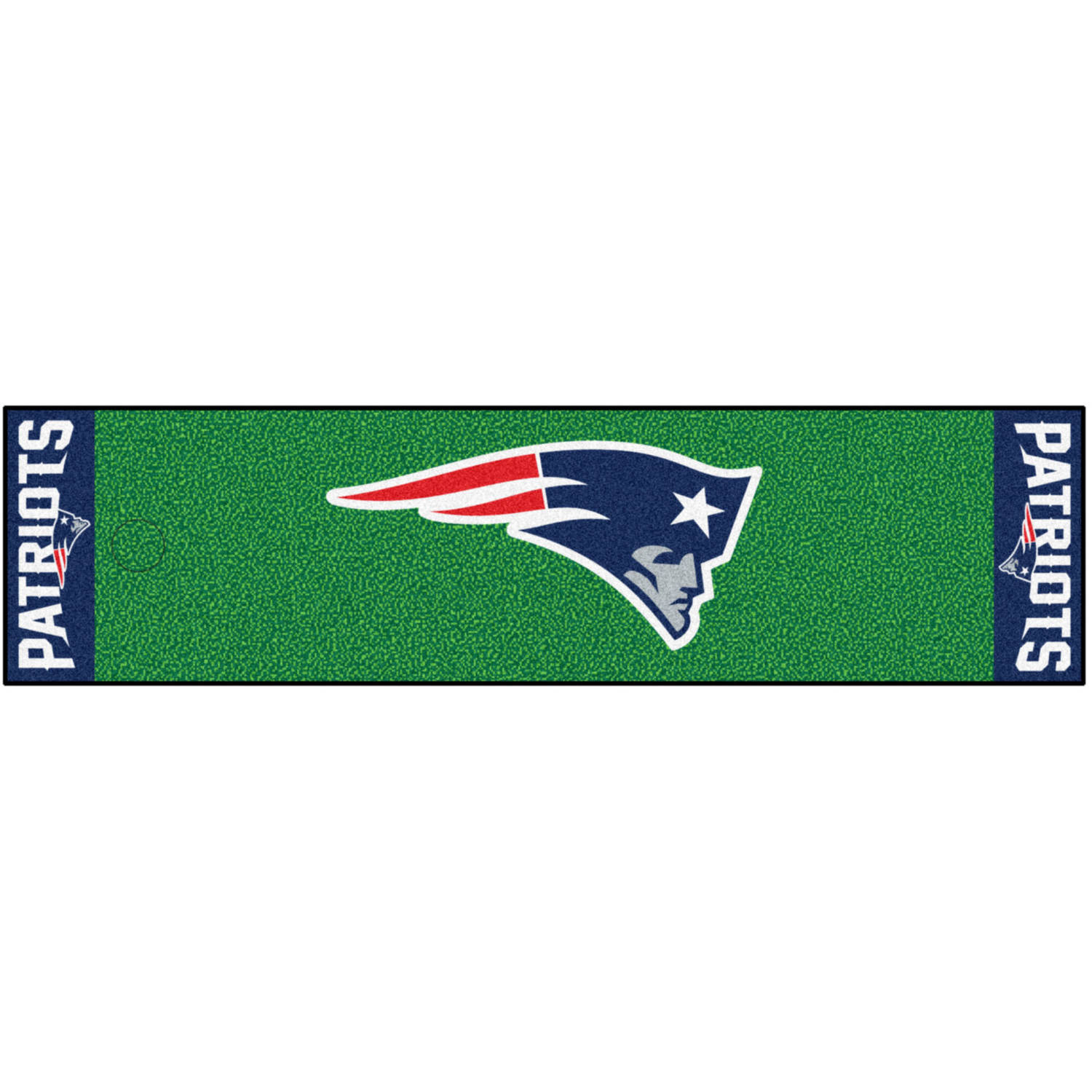 FanMats NFL New England Patriots Putting Green Mat