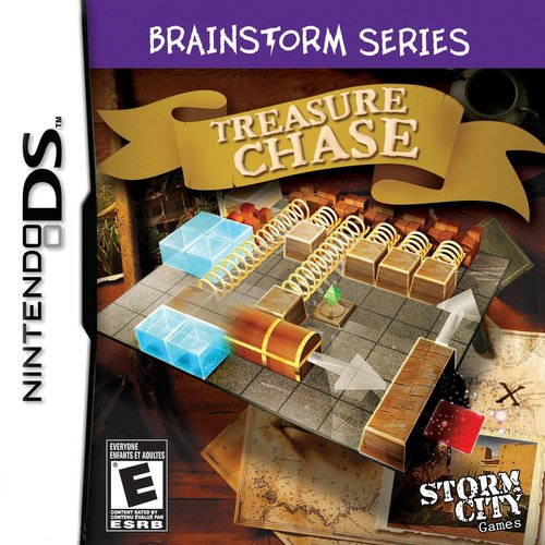 Treasure Chase-Brainstorm Series (DS)