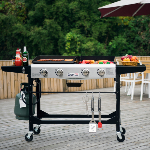 Best Outdoor Gas Griddles in 2020