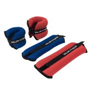 Valor Fitness EH-36 Ankle / Wrist Weights 2-3lb Pairs Set