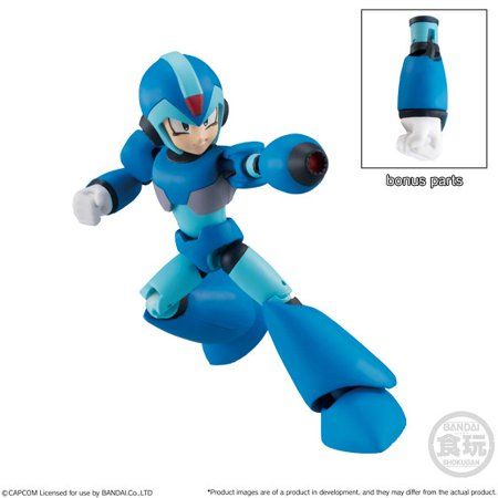 Shokugan 66 Action Series 2 X Trading Figure [Mega Man X]