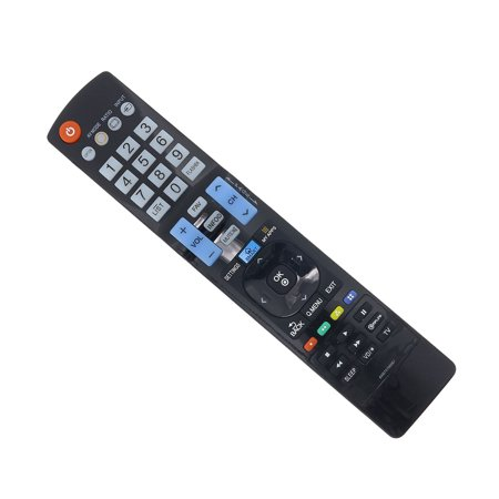 Replacement TV Remote Control for LG 26LE3310-ZB Television - image 1 of 2