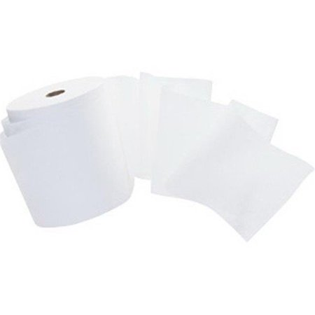 - Kimberly-Clark 01000 1000 ft. x 8 in. High Capacity Hard Towel Roll Paper, White - Case of 12