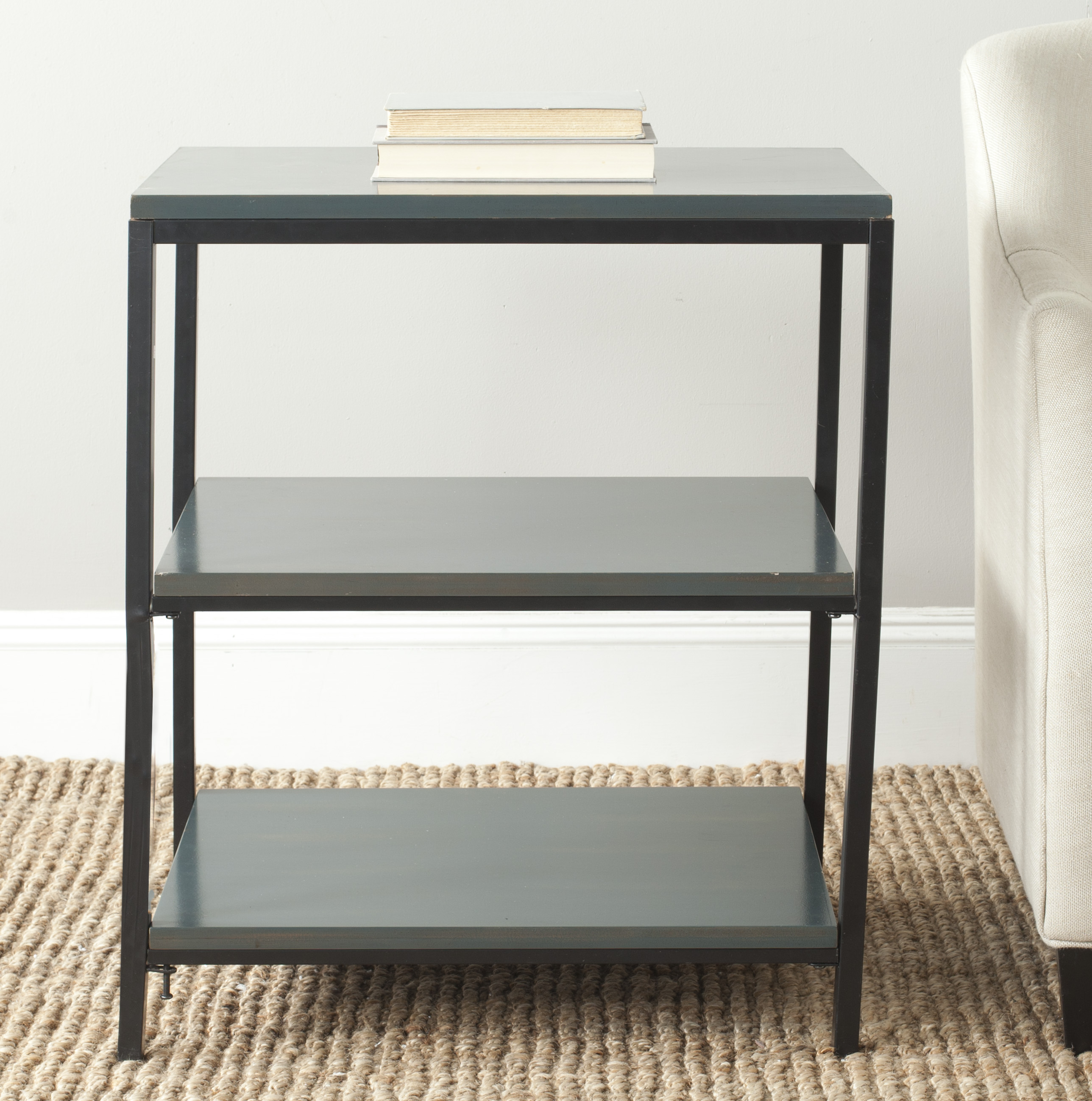 Safavieh Zeke 3-Shelf Shelf Unit