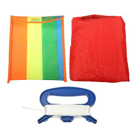 Octopus Kite 4m single Line Stunt Kite Long Tail Outdoor Sport Family Kids Toys - image 6 of 9