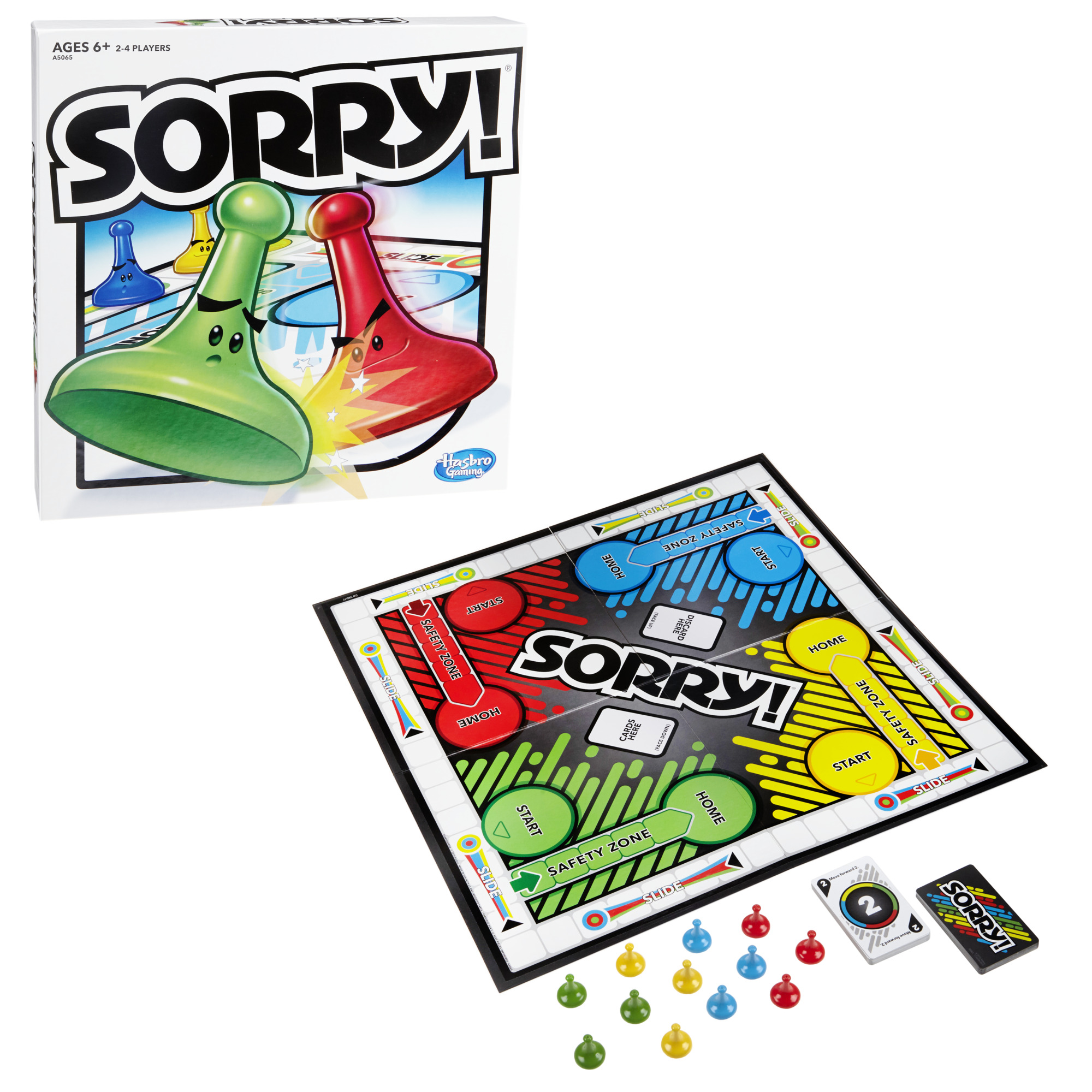 Board Game Sorry  2 To 4 Players Family Friend Neighbours