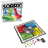 Sorry! Board Game, Ages 6 and Up, For 2 to 4 players