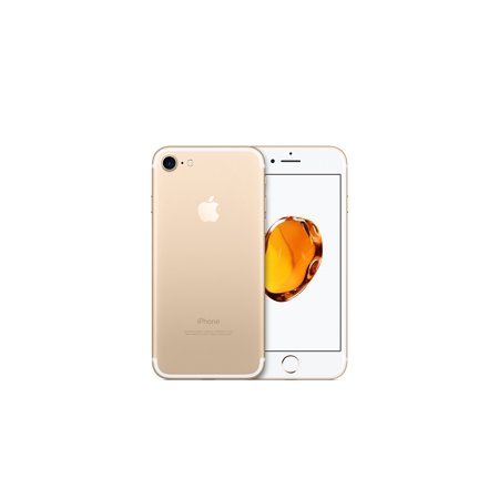 Apple iPhone 7 Cellphone, 32GB,Gold, Unlocked (Certified Refurbished)