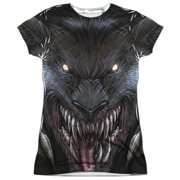 Zenescope Werewolf Juniors Sublimation Shirt