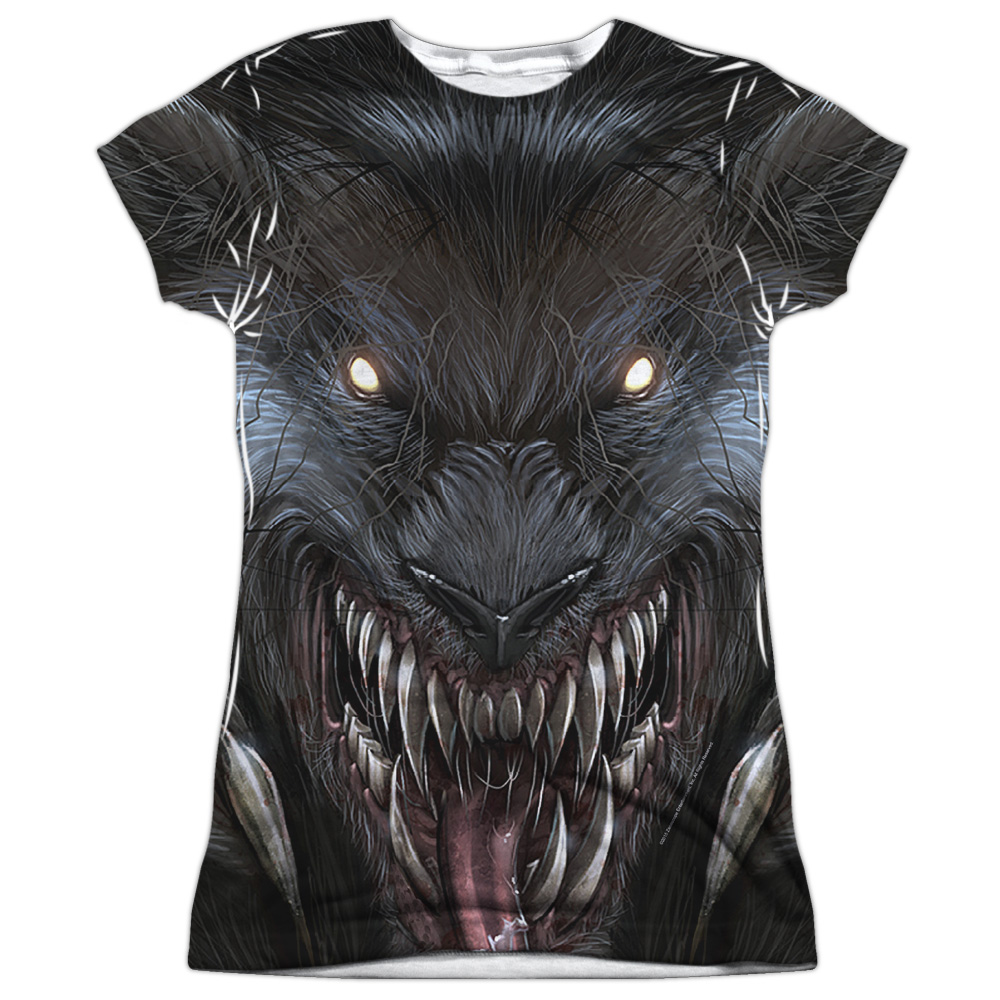 Zenescope Werewolf Juniors Sublimation Shirt