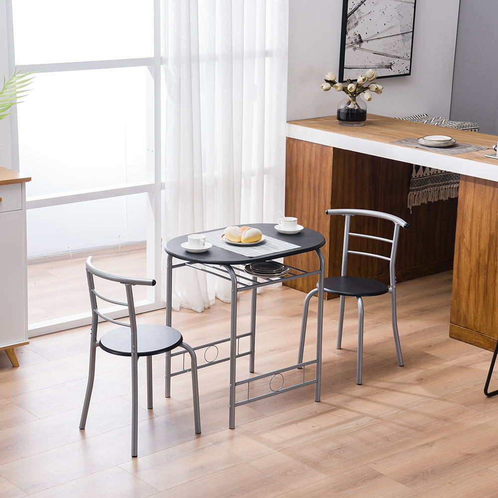 3 piece dining room table sets modern kitchen table and