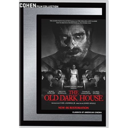The Old Dark House (DVD) (Old Horror Movies)