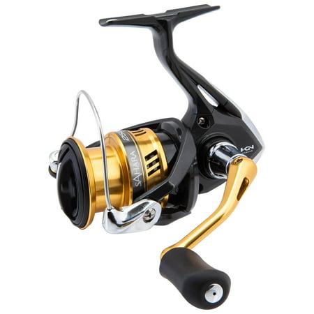 Shimano Fishing Sahara 4000XG FI Spinning Reel [SH4000XGFI] (Shimano Fishing Reels Spinning)