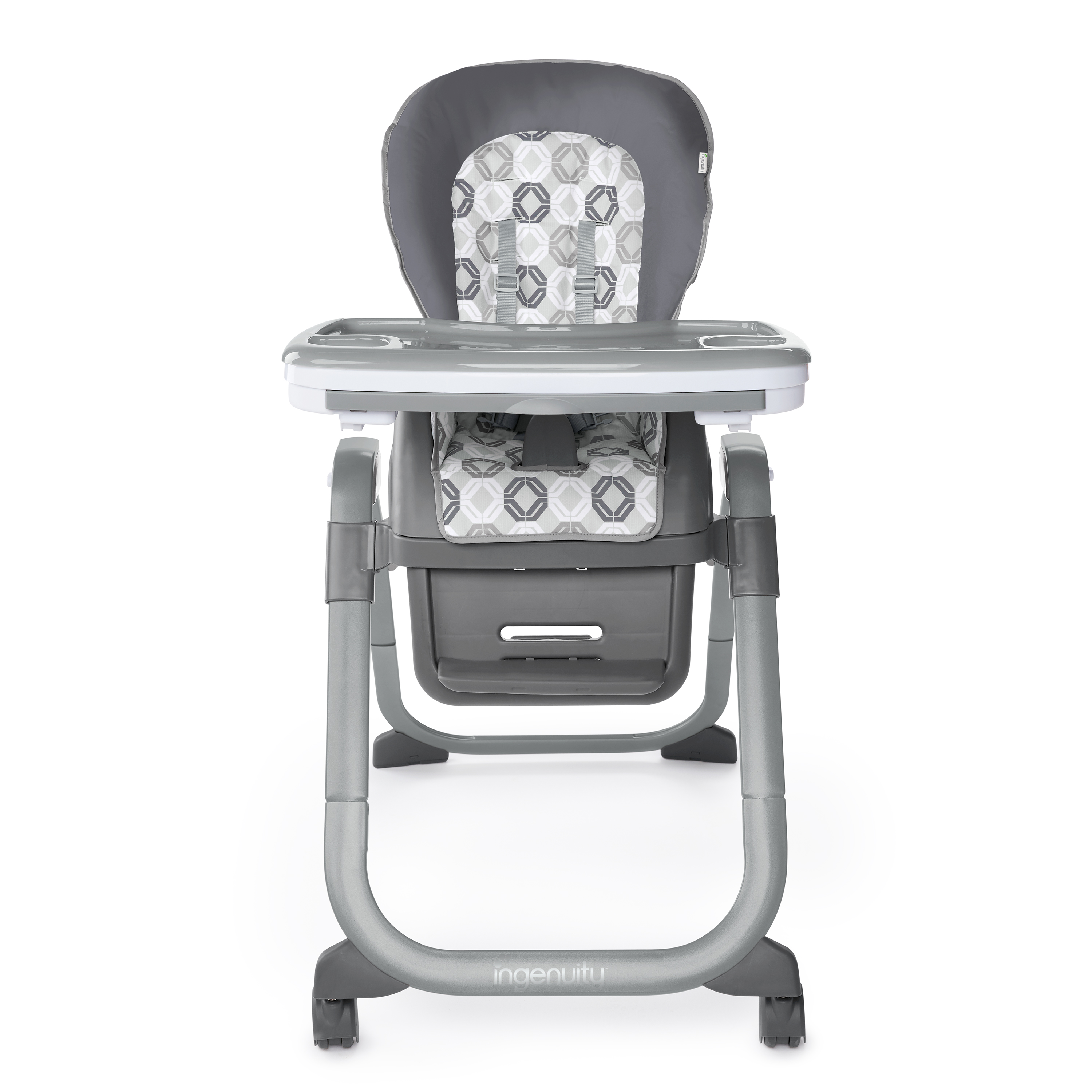 Click here to buy Ingenuity SmartServe 4-in-1 High Chair Clayton by Ingenuity.
