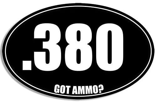 Volquartsen Firearms Sticker Decal Balck /& White Round