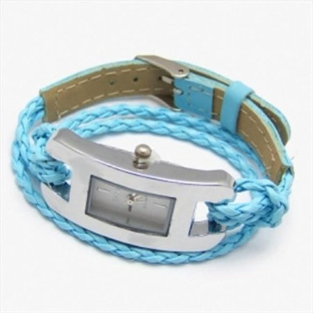 Best Desu 17324 Handmade Leather Bracelet Watch, (Best Russian Made Watches)