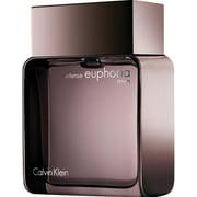 2 Pack - Calvin Klein Intense Euphoria Eau de Toilette Spray for Men 3.40 oz