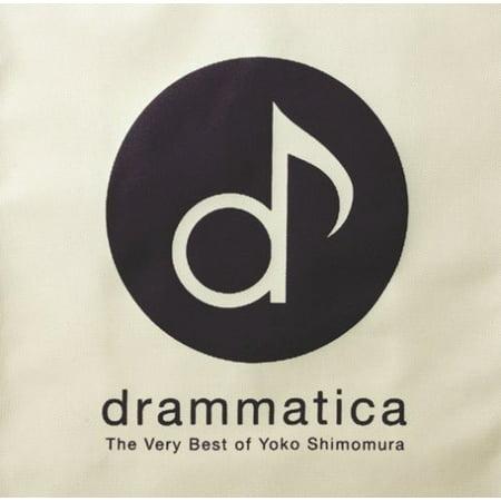 Drammatica: The Very Best Of Yoko Shimomura (CD)