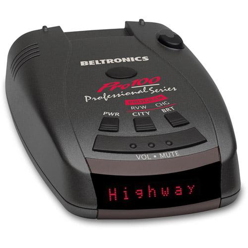 Beltronics Pro 100 Radar Detector by Beltronics