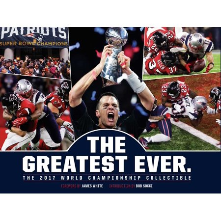 New England Patriots: The Greatest Ever. : The 2017 World Championship Collectible - New England Aquarium Halloween 2017