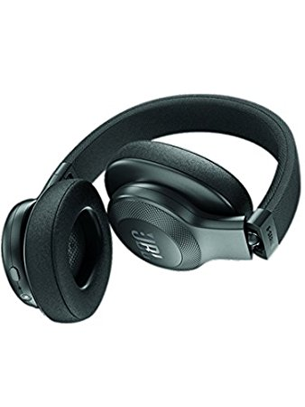 JBL E55BT On-Ear Wireless Headphones (Black) by Generic