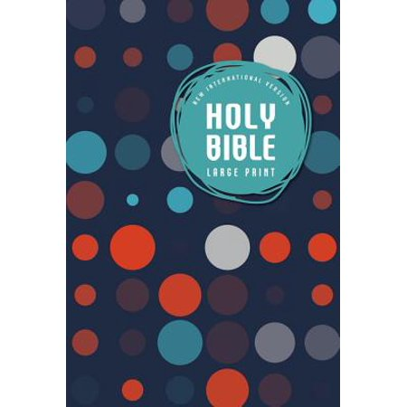 NIV Outreach Large Print Bible for Kids, Paperback (Paperback) - Bible Crafts For Kids