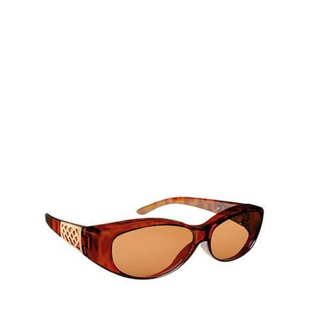 e02c1a2231 Solar Shield - Fashion Adele T Fits Over Sunglasses - Walmart.com