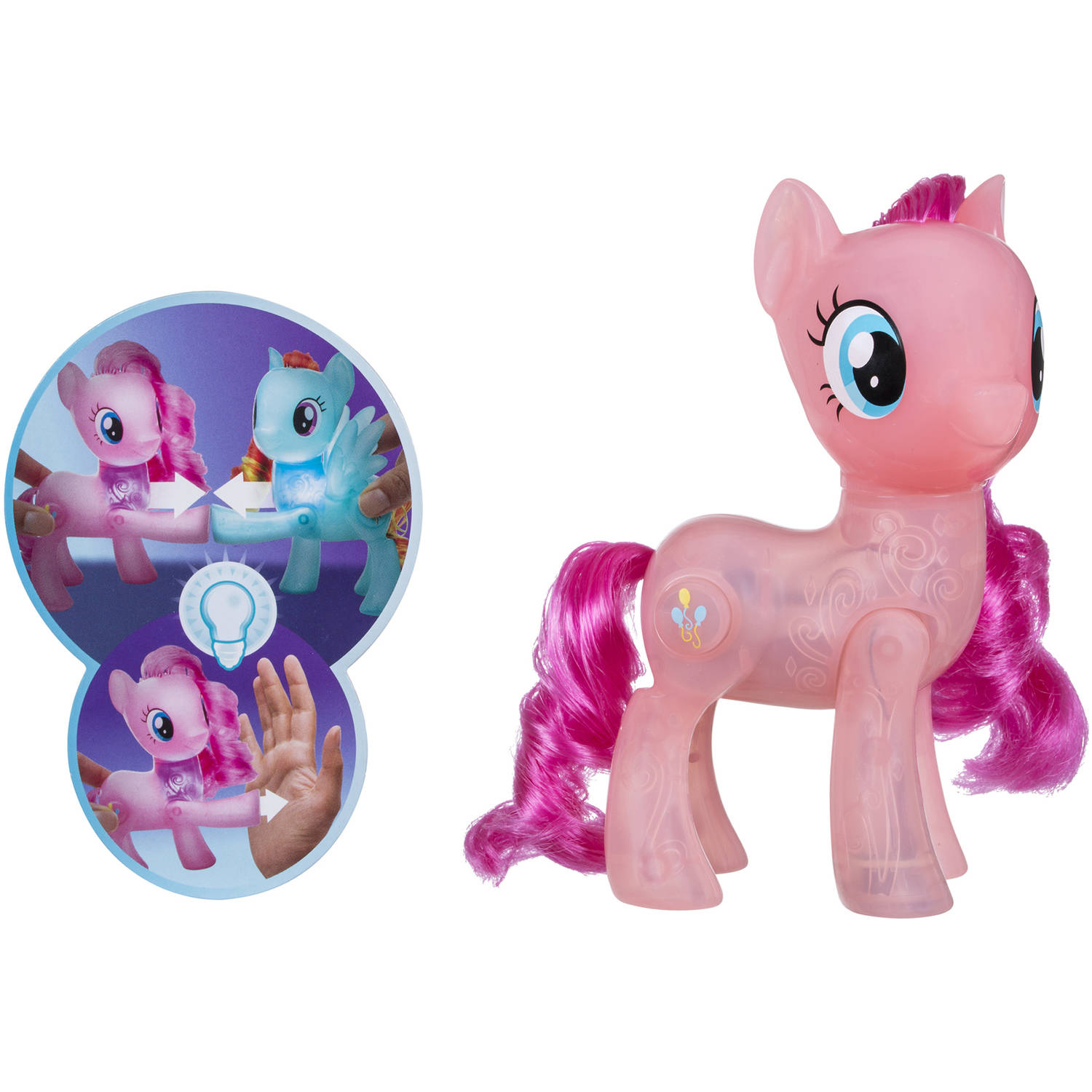 My Little Pony Shining Friends Pinkie Pie Figure by