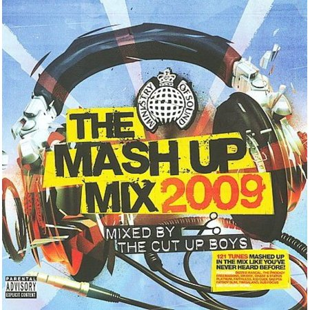 MASH UP MIX: 2009 MIXED BY THE CUT UP BOYS *