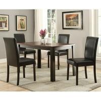 Acme Furniture Kylan 5 Piece Rectangular Dining Table Set