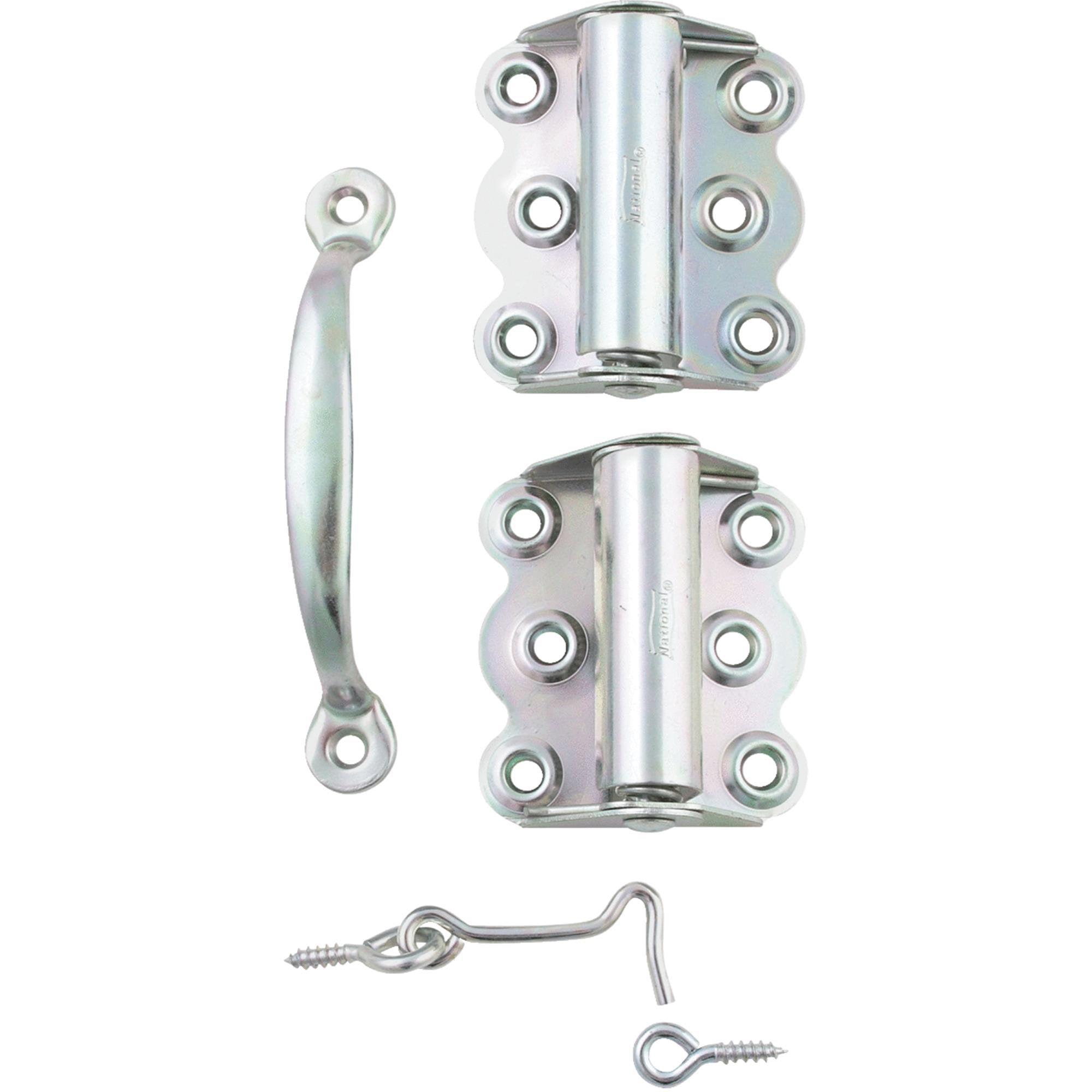 Larson QuickFit Easy Install Bronze Matching Handleset for Envison Storm Doors