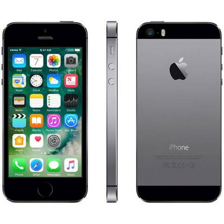 Straight Talk Apple Iphone Se Gb Prepaid Smartphone