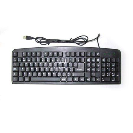 iMicro Basic USB Spanish Keyboard, - Imicro Usb