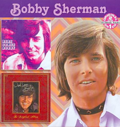 Bobby Sherman Here Comes Bobby/With Love, Bobby * CD - image 1 of 1