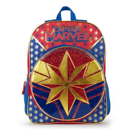 Captain Marvel Large Backpack