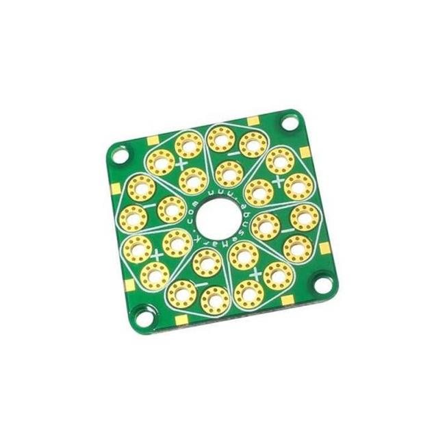 Aerial Freaks AF-PDB 36 mm.  Multirotor Power Distribution Board