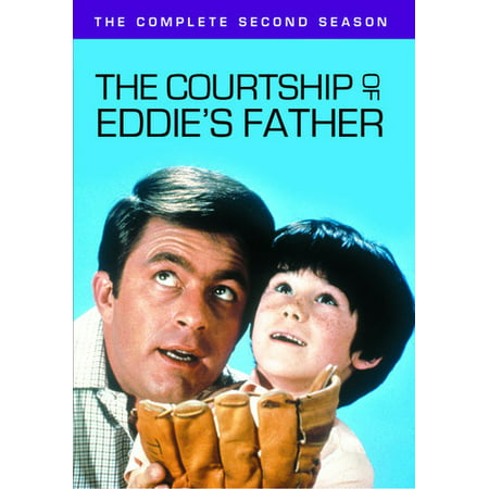 The Courtship of Eddie's Father: The Second Season (DVD) - Baby Daddy Season 3 Halloween Special