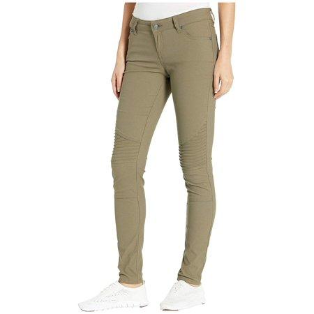 Prana Brenna Pants Slate Green Casual Pant Khaki