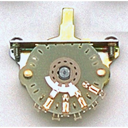 4-Way Oak Grigsby Switch for Telecaster
